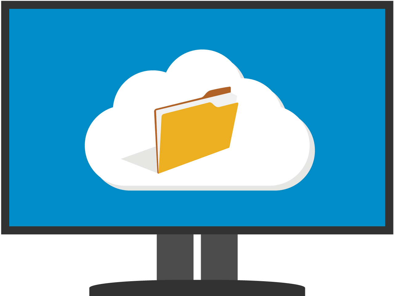 Monitor-with-Cloud-Storage