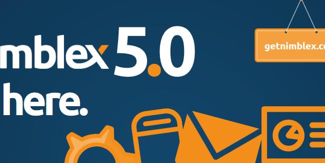 Nimblex 5.0 Release Announcement