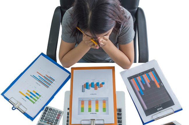 Five Reasons Spreadsheets are the Wrong Choice